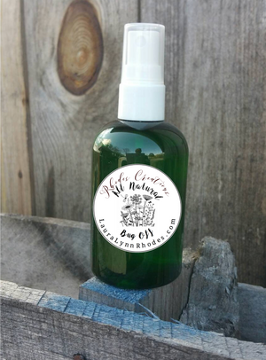 All Natural Bug Off Spray*Essential Oil Blend 4 oz