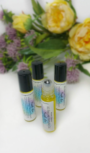 All Natural Perfume Oil