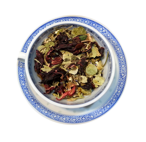 Nighttime Gourmet Herbal Tea Blend: Set of 2 Tea Bags