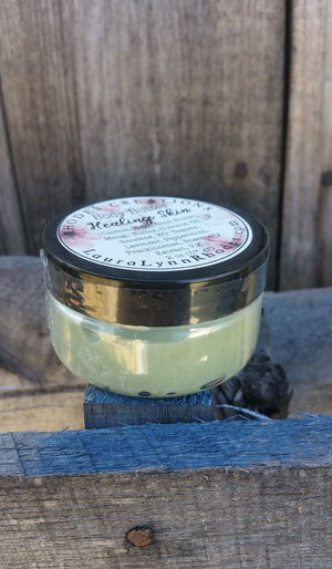 ALL NATURAL Body Butter - Healing Skin 2 OZ