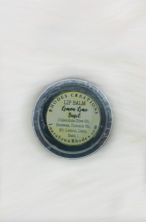 ALL NATURAL Lip Balm - 1 oz Tin