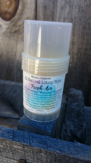 ALL NATURAL LOTION STICK 0.75 OZ IN PLASTIC TWIST TUBE