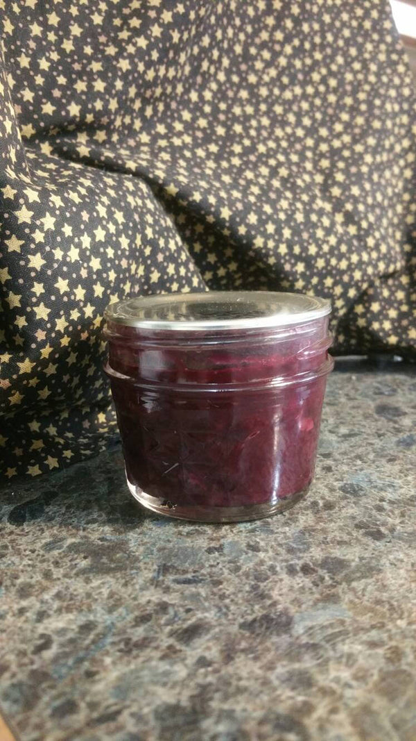Blueberry Jam Sugar Free-4 oz Jar