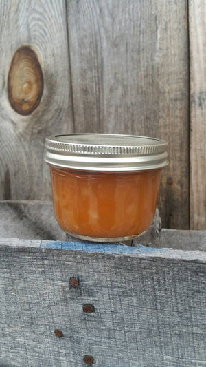 Peach Preserves -Half Pint