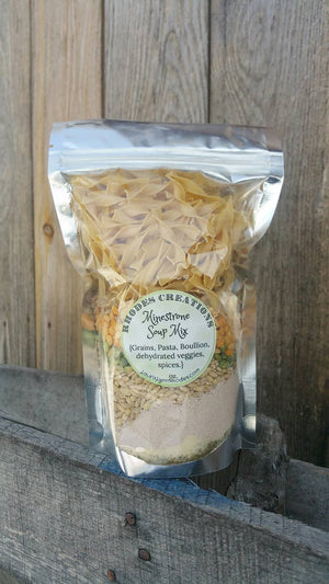 Old Fashioned Soup Mix-Made to order-Single in Mylar Bag