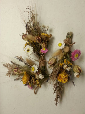 Nature's Bounty Dried Herb*Home Decor*Dried Floral Ornament-Spring theme Decoration*Medium Floral Bundle*All Natural from Nature