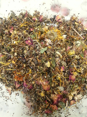 Body Soul and Mind Bath Herbs and Facial Steam