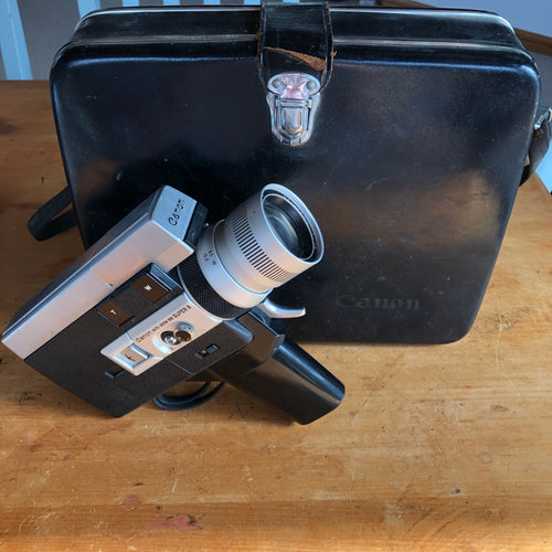 Canon Auto Zoom 518 Super 8