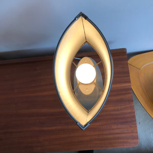 Pair of Mid Century Side Lamps