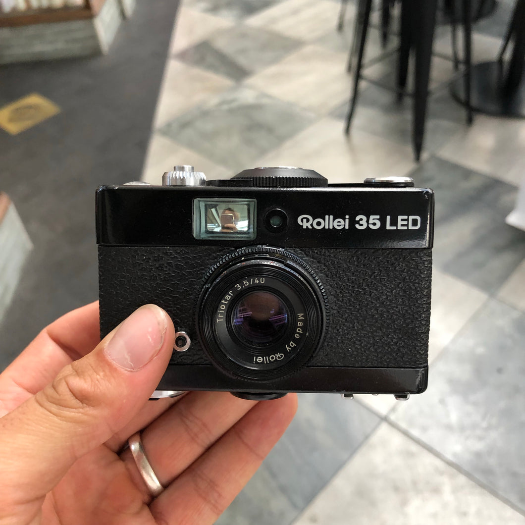 Rollei 35 LED