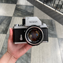 Load image into Gallery viewer, Nikon F with FTn Photomic