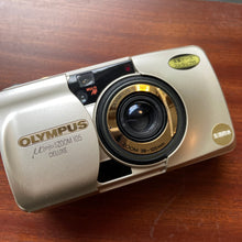 Load image into Gallery viewer, Olympus mju Zoom 105 Deluxe