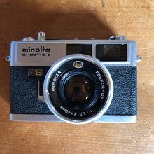 Load image into Gallery viewer, Minolta Hi-Matic E