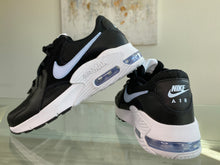 Load image into Gallery viewer, Air Max Excee - Black and Hydrogen Blue - Women's 7.5
