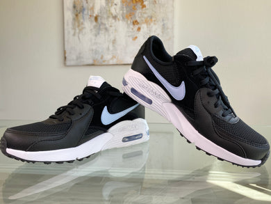 Air Max Excee - Black and Hydrogen Blue - Women's 7.5