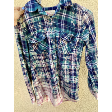 Hooded Flannel 1
