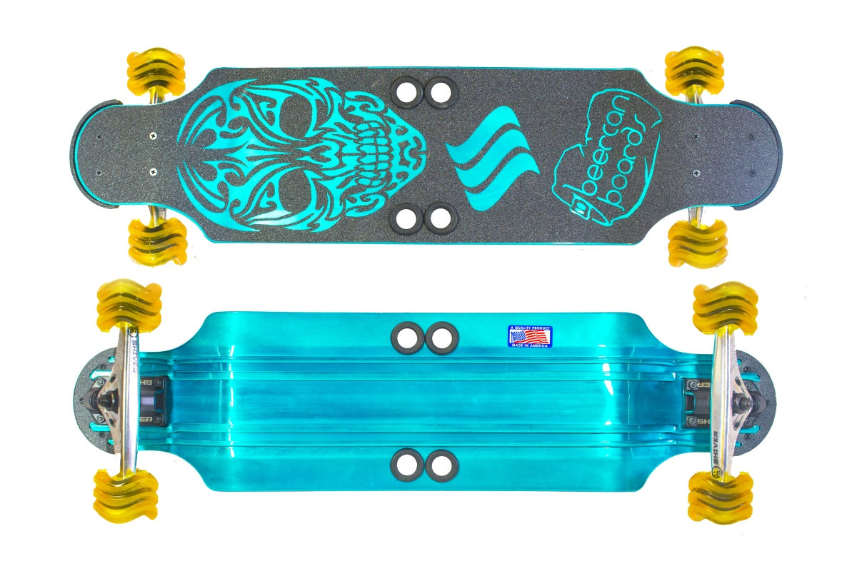 Shark Aluminum Longboards