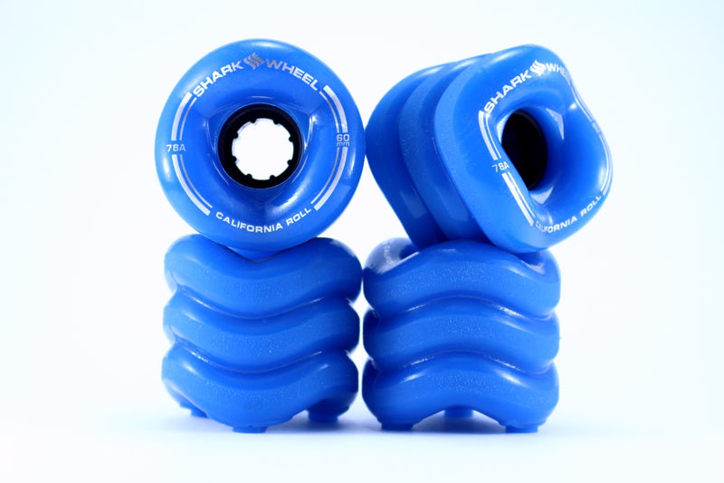 Shark Wheels California Roll 60MM 78A Wheels
