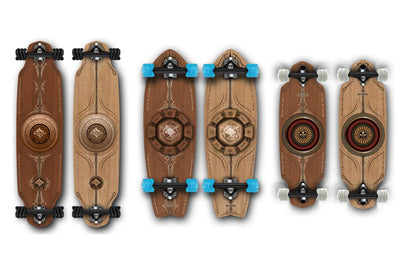 Astral Series Wood Boards