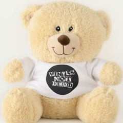 RockonWallUSA - Vinyl is not Dead Teddy Bear