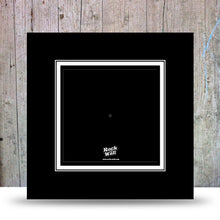 Load image into Gallery viewer, Set of 3 Black Frame to display your Vinyl Record 33LP and 3 Free Universal Holders