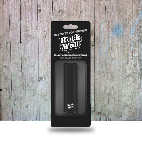 RockonWallUSA's Two-in-one vinyl record brush