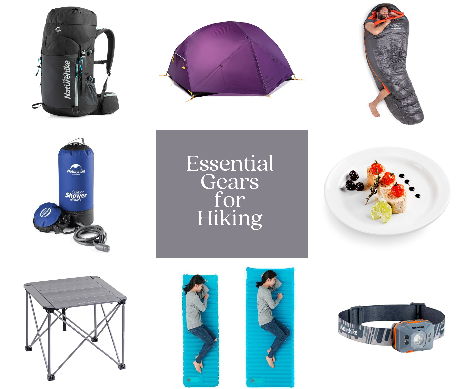 How to Find the Perfect Camping Gear