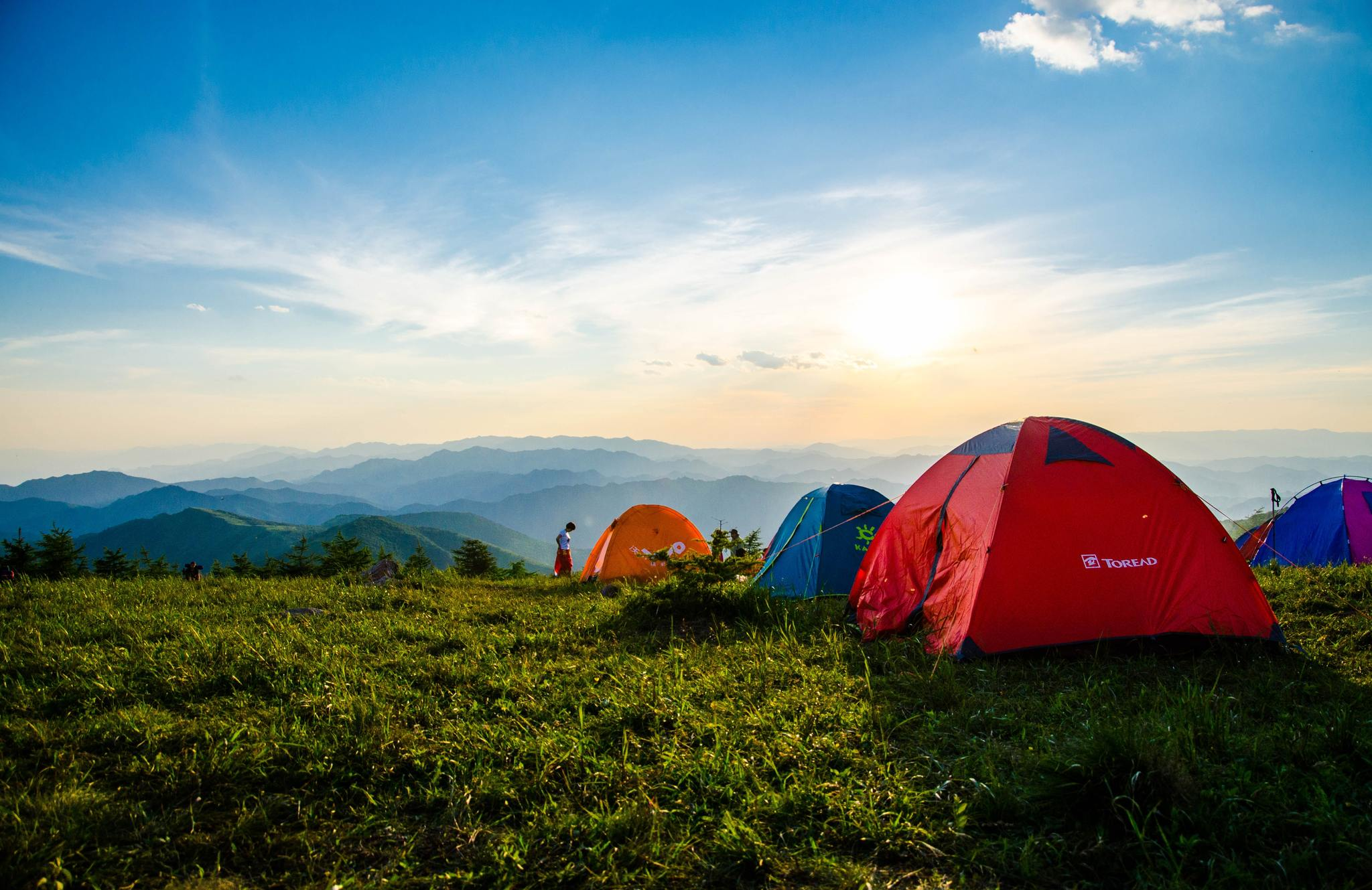 How To Choose The Perfect Camping Tent