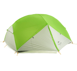 Hiking Tent | Mongar | Green & White | Ultralight | Camping Gear