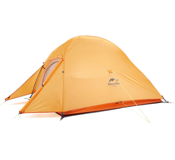 Cloud Up 2  Ultralight Hiking Tent 1.7kg - Amber Upgraded