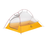 Hiking Tent | Cloud Up 2 | 10D Nylon | Light Grey | Camping Gear