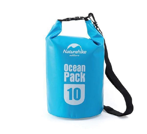 Dry Bag Waterproof 10L – Blue