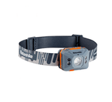 Portable Rechargable Inductive Headlamp Lamp - Gray