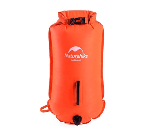 Swim Safety Float & Waterproof Dry Bag 28L