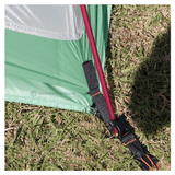 Hiking Tent | Illumina X | Green | Ultralight |  Novapro Sports NZ