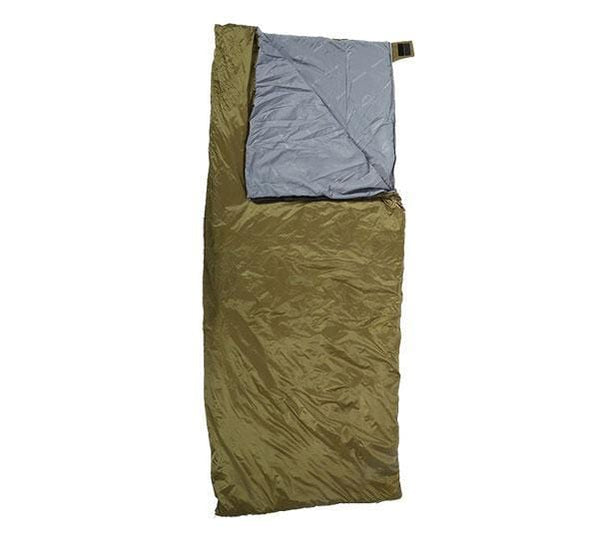 Compact Ultralight Sleeping Bag Naturehike 0.72kg – Army Green (Left)