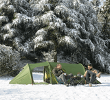 Opalus 2 Hiking Tent - Green