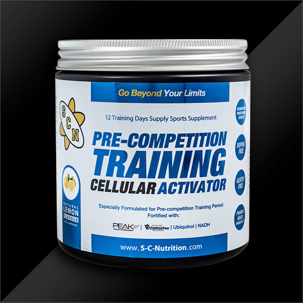 PRE-COMPETITION TRAINING CELLULAR ACTIVATOR - LÉPD TÚL HATÁRAID!