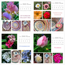 Load image into Gallery viewer, Heirloom Flower Garden Seed Collection with Mason Jar Vase and Handmade Trivet