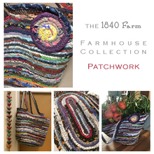 Load image into Gallery viewer, Patchwork Fabric Theme at 1840 Farm
