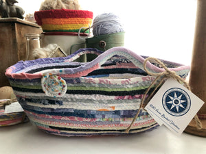 Medium Farmhouse Trug Basket #1483