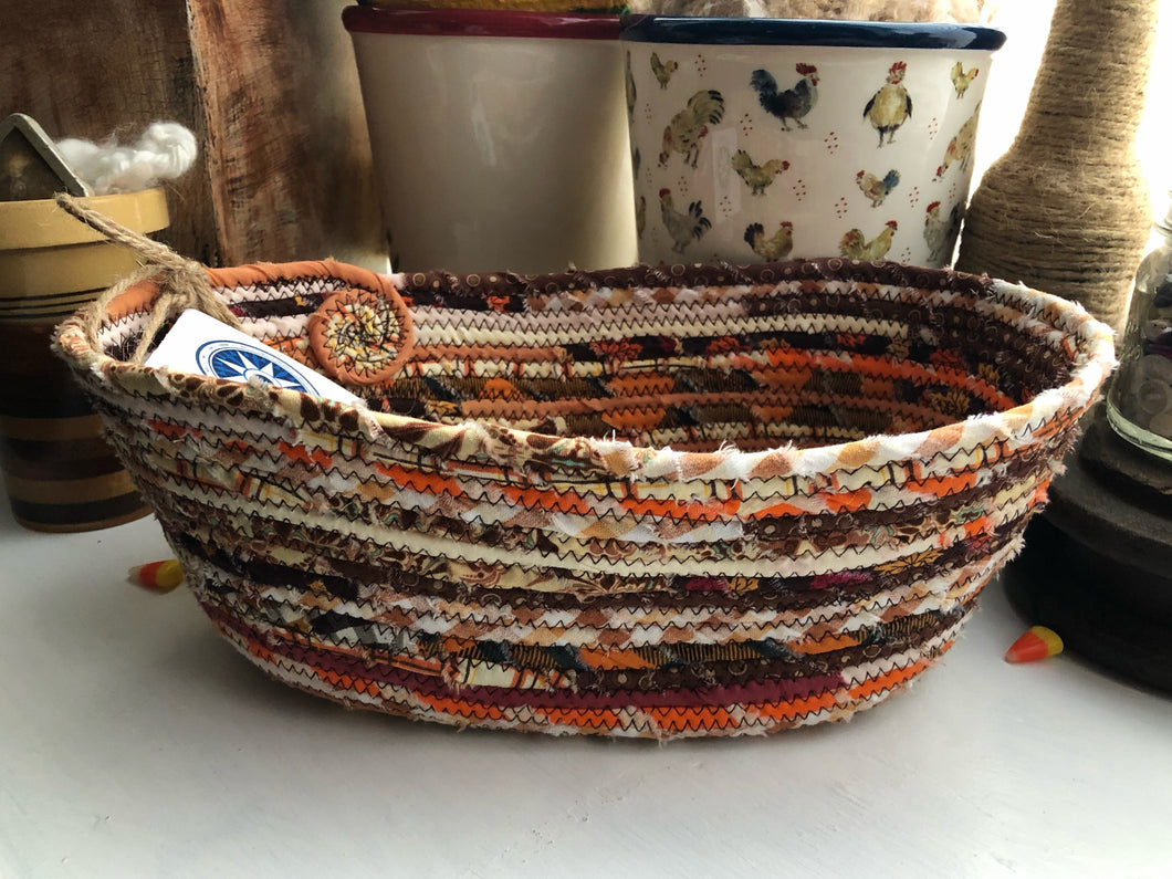 Made to Order - Medium Harvest Basket and two Small Table Baskets
