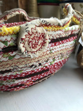 Load image into Gallery viewer, Medium Farmhouse Trug Basket #1526