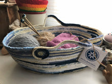 Load image into Gallery viewer, Made to Order Large Farmhouse Trug Basket