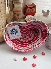 Load image into Gallery viewer, Medium Heart Shaped Table Basket #1588