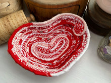 Load image into Gallery viewer, Small Heart Shaped Table Basket #1582