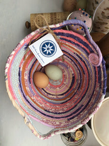 Medium Egg Basket #1476