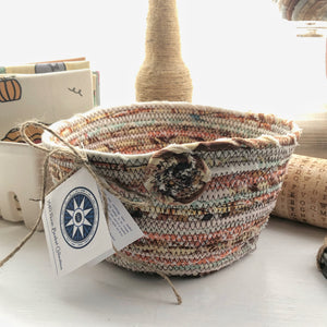 Quarter Peck Basket #1403