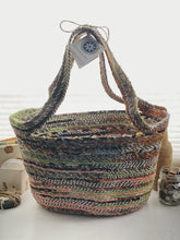 Load image into Gallery viewer, Jumbo Market Tote Basket #1404