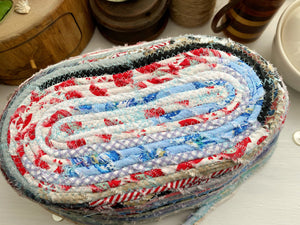 Medium Farmhouse Trug Basket #1598